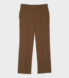 A.P.C - Pantalon Cece Trousers Brown