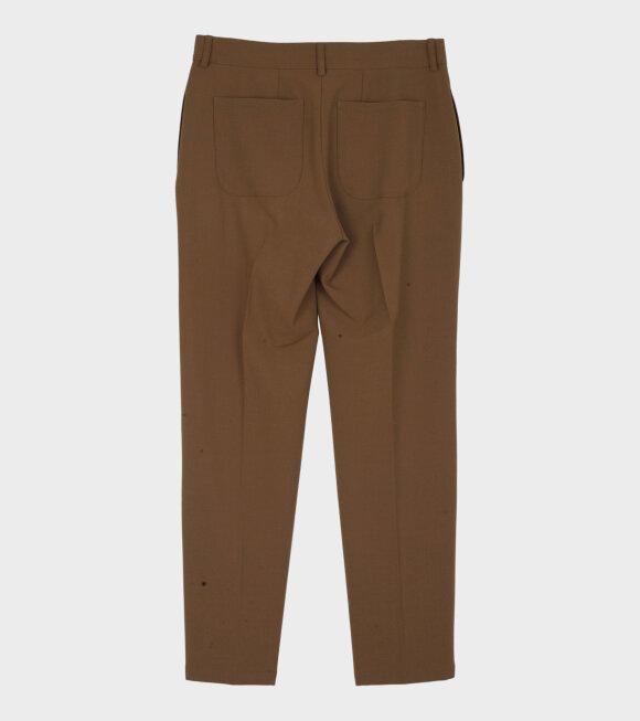 A.P.C - Pantalon Cece Trousers Brown
