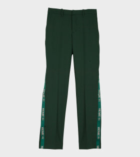 Pomelo Band Pantalon Officier Trouser Green