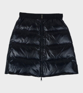 Moncler Gonna Skirt Black - dr. Adams