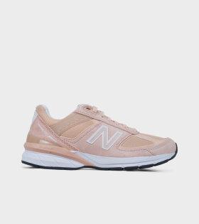 New Balance W990PK5 Sneakers Miusa Pink - dr. Adams
