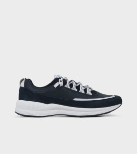 A.P.C Puaan Jay Sneakers Black - dr. Adams