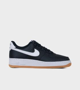 Nike Air Force 1'07 2 Black - dr. Adams