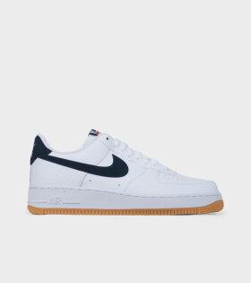 Nike Air Force 1'07 2 White - dr. Adams
