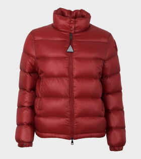 Moncler Copenhague Giubbotto Down Jacket Red - dr. Adams