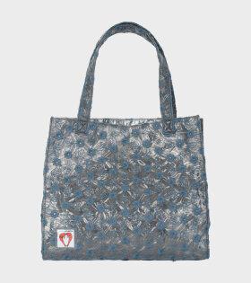 Bay Tote Bag Sea Blue