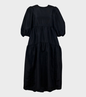 Cecilie Bahnsen Tenna Dress Black - dr. Adams