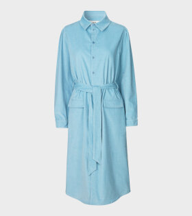 Sky Cord Diane Dress Cloudy