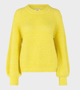 Mohair Jam Kashma Cool Yellow