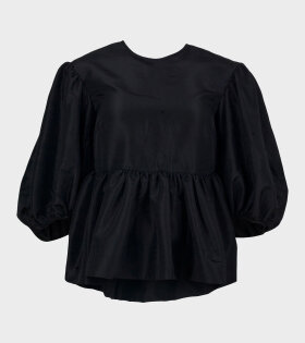 Cecilie Bahnsen Alice Blouse Black - dr. Adams