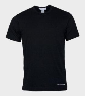 Comme Des Garçons Shirt T-shirt Sort - dr. Adams