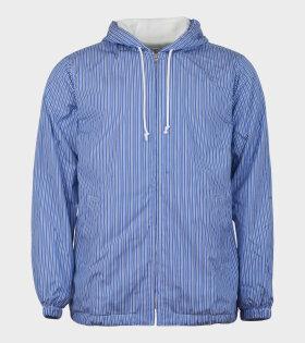 Comme Des Garçons Shirt W27177-2 Jacket Blue - dr. Adams