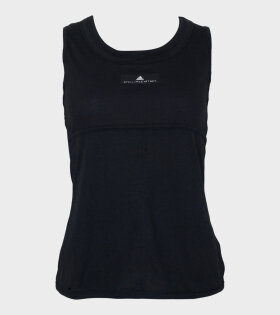 Adidas By Stella McCartney Training Tank Top Black