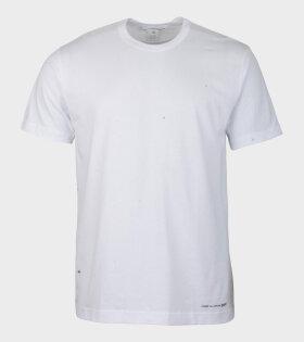 Comme des Garcons SHIRT T-shirt White