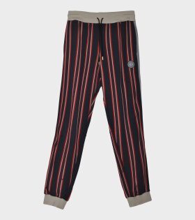 Track Trousers Blue/Red