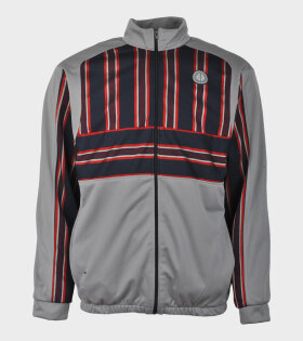 Track Jacket Blue/Red/Grey