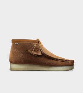 Carhartt X Clarks Wallabee Boot Brown Combii Suede - dr. Adams