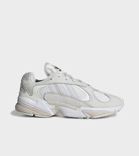 Adidas  - Yung 1 White