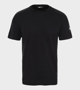 The North Face M S/S Fine 2 Tee T-shirt Black - dr. Adams