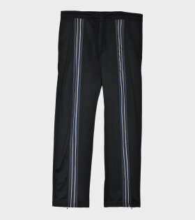 Track Trousers Black/Blue