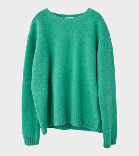 Acne Studios Samara Wool Green - dr. Adams