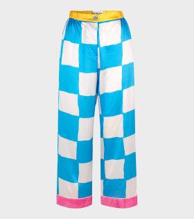 Diced Dream pants Multicolor