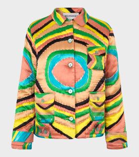 Image Jacket Multicolor