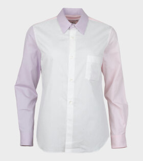 Commes des Garcons ND-B007-015-1 Ladies Blouse Pink - dr. Adams