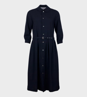 Commes des Garcons ND-O017-051-1 Dress Blue - dr. Adams