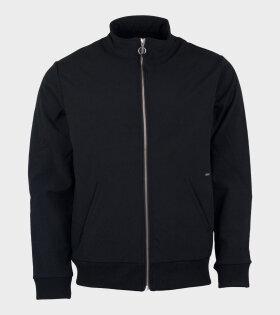 Bibi Tracksuit Jacket Black