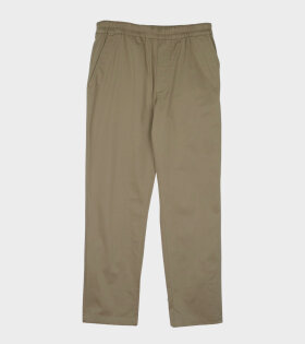 Acne Studios Paco Co Satin Sporty Trousers Beige - dr. Adams
