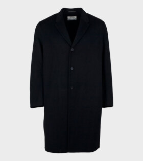 Acne Studios Oversized Coat Black - dr. Adams