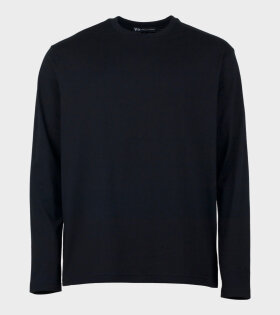 Y-3 Adidas TOKETA LS TEE Shirt Black - dr. Adams