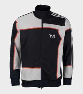 Y-3 Adidas M JQARD TRK JKT Sweat Black - dr. Adams