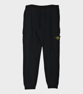 Stone Island Sweat Pants Black - dr. Adams