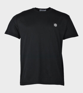 Stone Island Basic T-shirt Black - dr. Adams