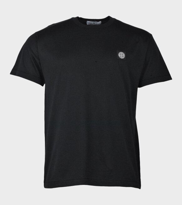 Stone Island - Basic T-shirt Black