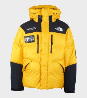 The North Face Seven Summits Gore-tex Himalayan Parka Jacket Yellow - dr. Adams