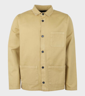 Pullover Waiter's Jacket - Camel Beige - dr. Adams