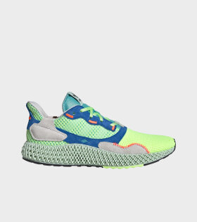 Adidas ZX 4000 4D Yellow/Blue - dr. Adams