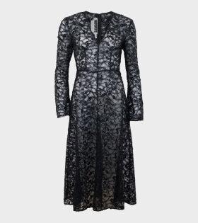 Rotate Number 21 Pretty Dress Black - dr. Adams