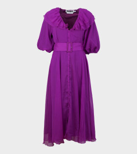 Rotate Number 47 Flourescent Dress Purple - dr. Adams