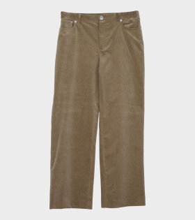 A.P.C Jean Sailor Pants Beige - dr. Adams