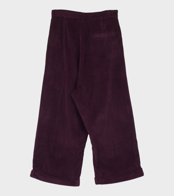 Henrik Vibskov - Kentucky Trousers Purple