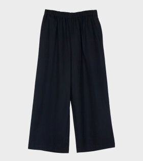 Comme Des Garçons Wool Laine Pants Black - dr. Adams