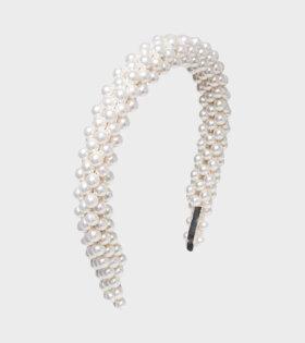 Antonia Headband Cream