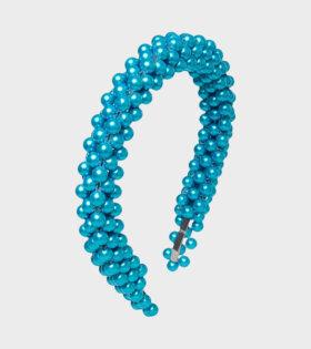 Antonia Headband Turquoise Blue