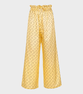Shrimps - Libra Wide Leg Trousers Yellow