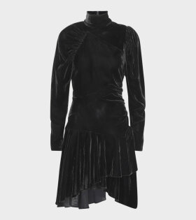 Rotate Number 25 Dress Black - dr. Adams