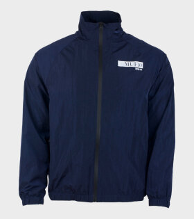MUF10 Tracksuit Jacket Blue - dr. Adams
